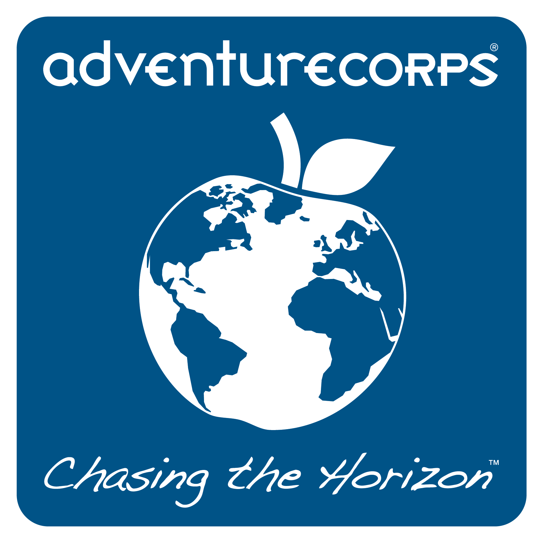 Logo for Adventure Corps