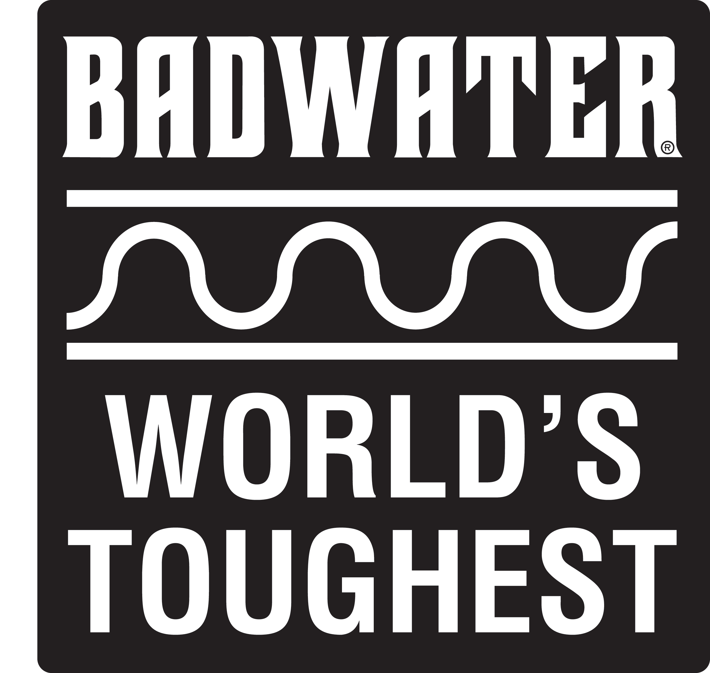 Logo for Badwater