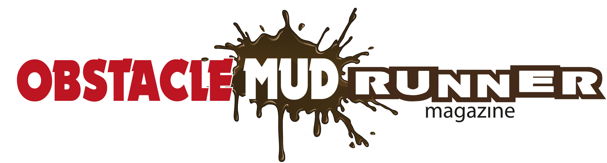 Logo for Obstacle Mud Runner