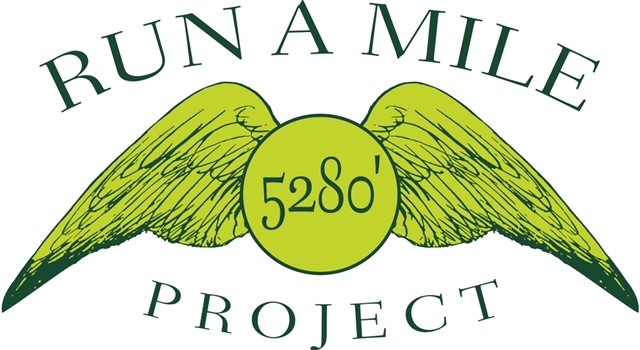 Logo for Run a Mile Project