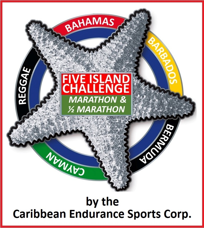 Logo for The CES Five Island Challenge